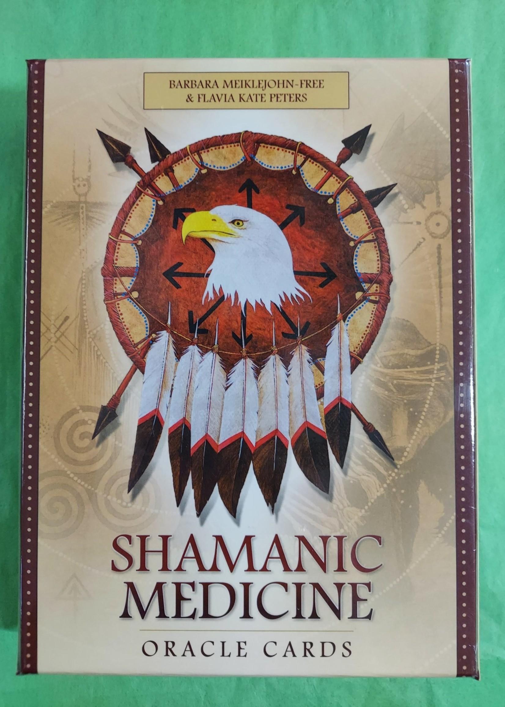 Shamanic Medicine Tarot