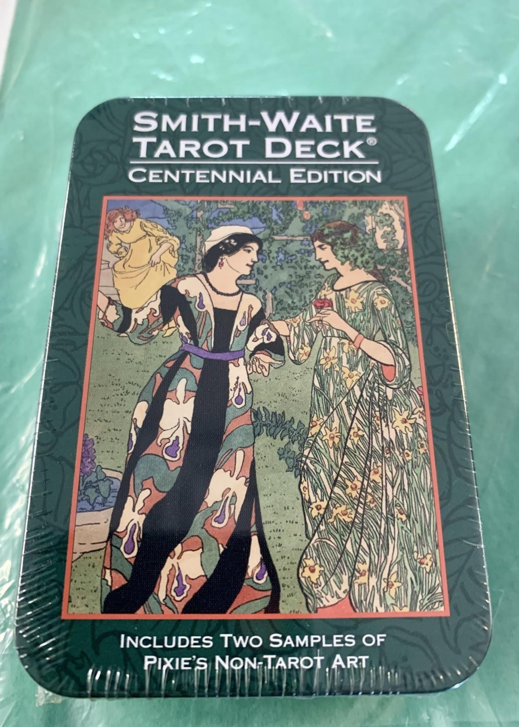 Smith - Waite Tarot Deck - Centennial Edition (in a tin)