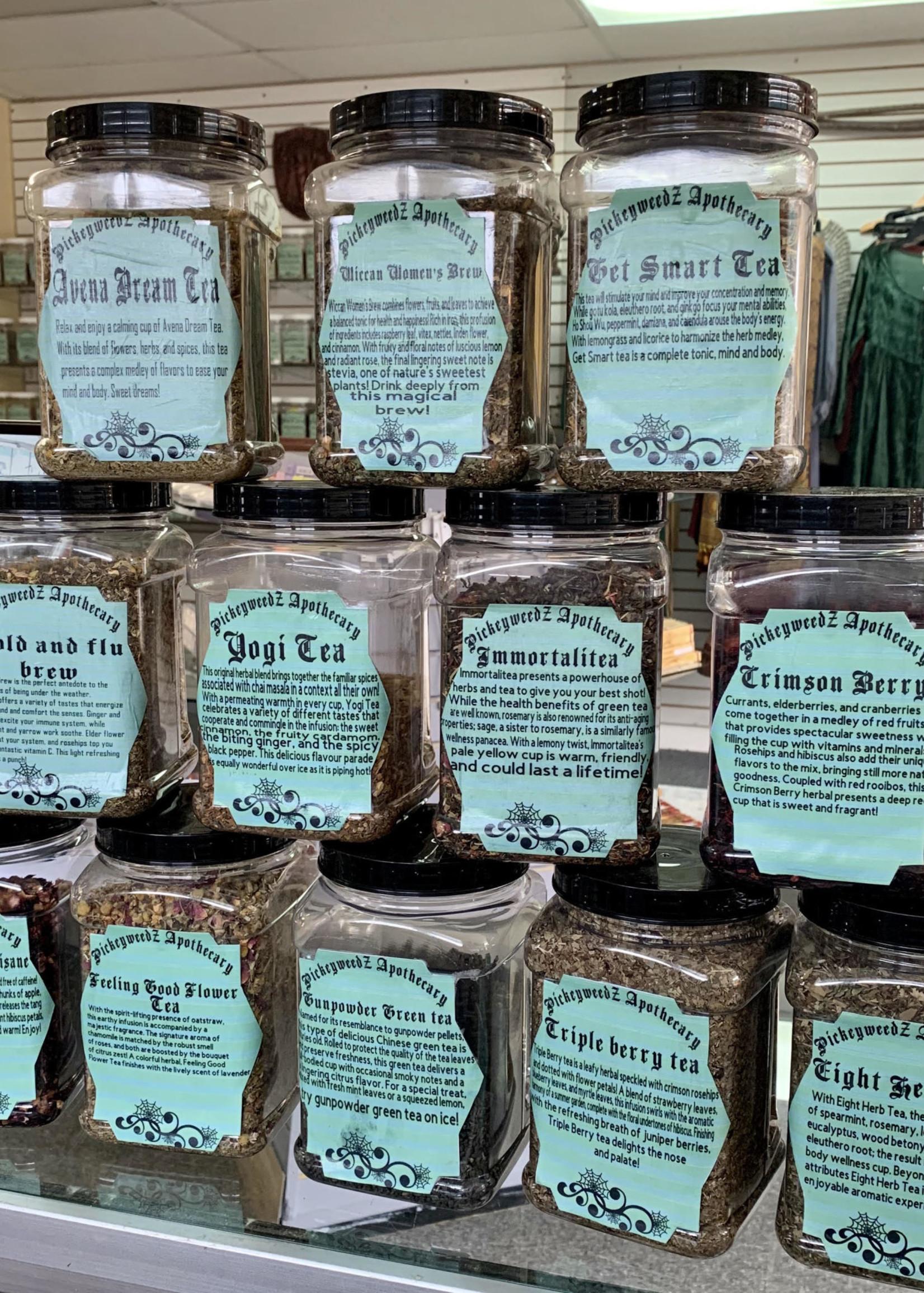 Bulk Teas By The Ounce