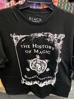 Blackcraft Cult Blackcraft Cult History Of Magic Tee