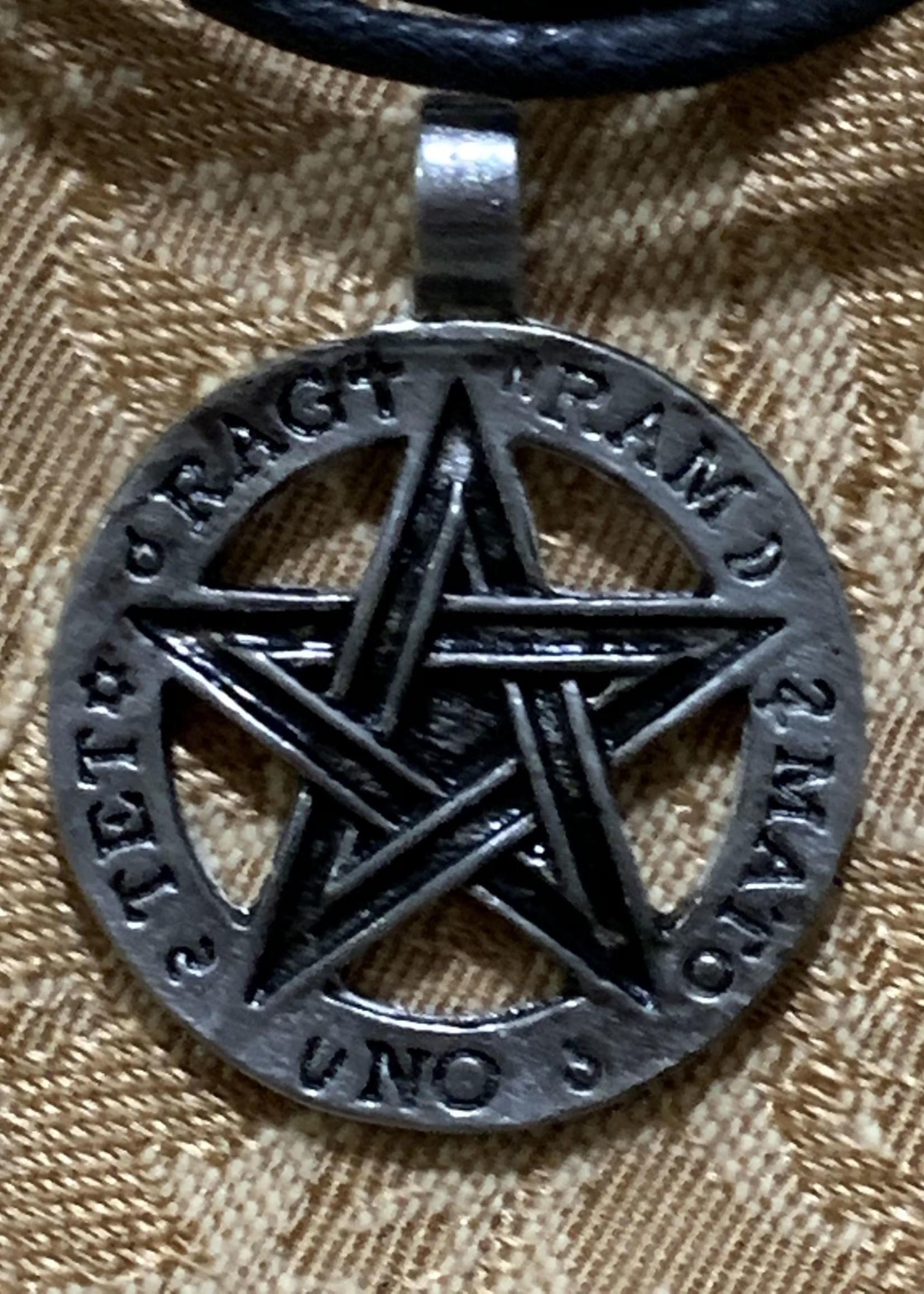 Pentacles & Pentagrams