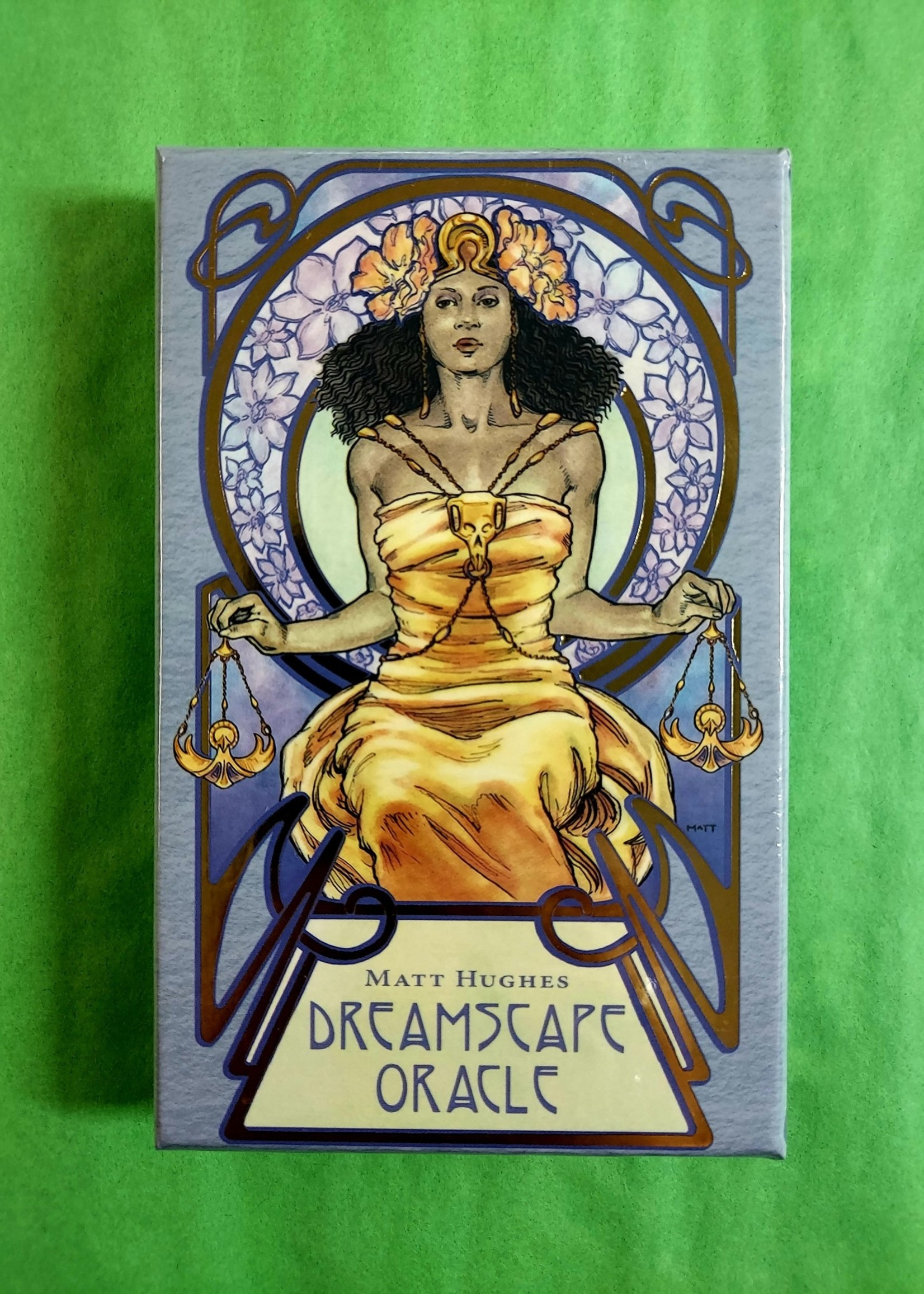 Dreamscape Oracle