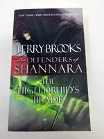 The High Druid's Blade  -  Terry Brooks