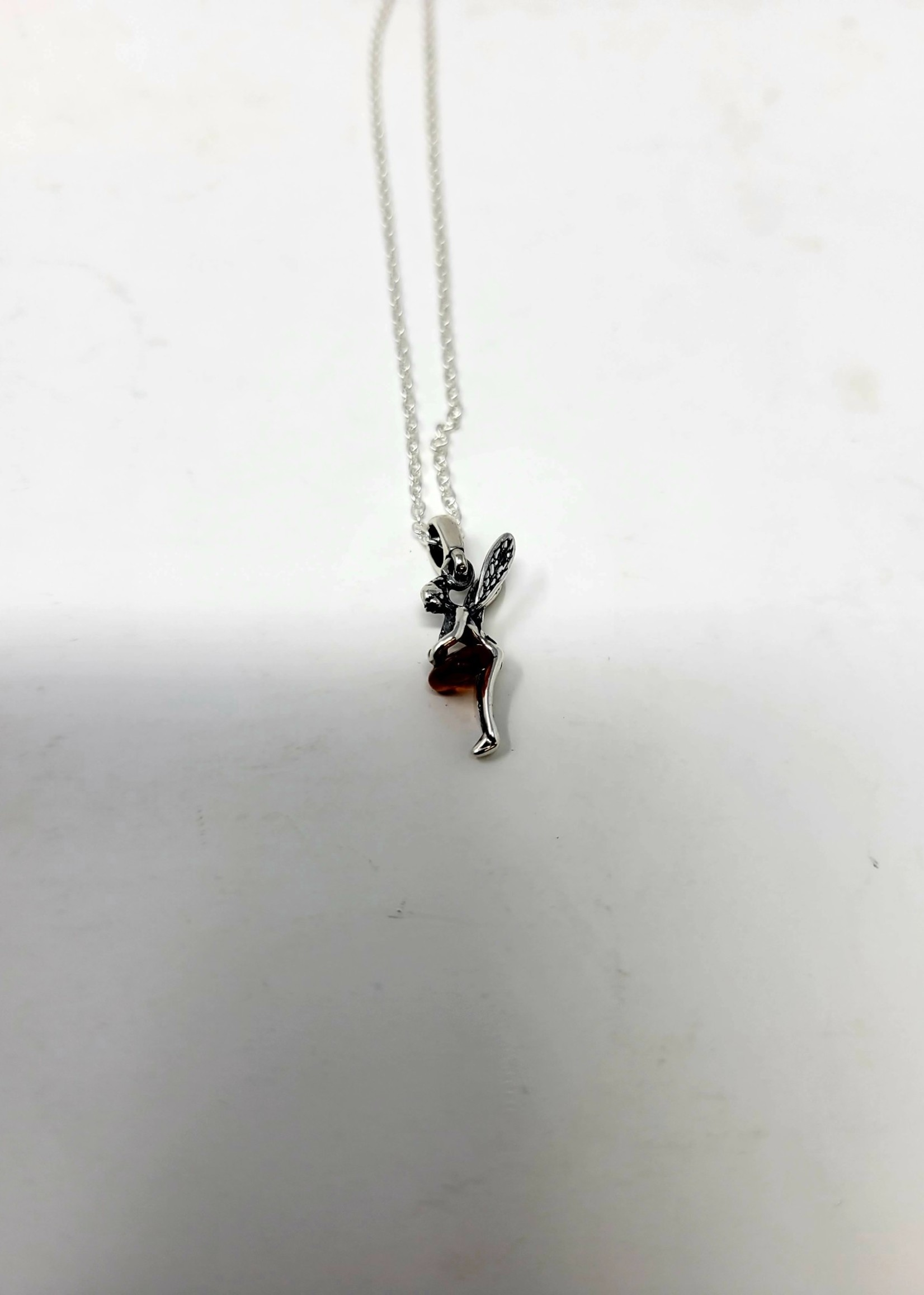 Fairy Amber Pendant