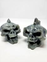 Labradorite Skulls -  2lbs