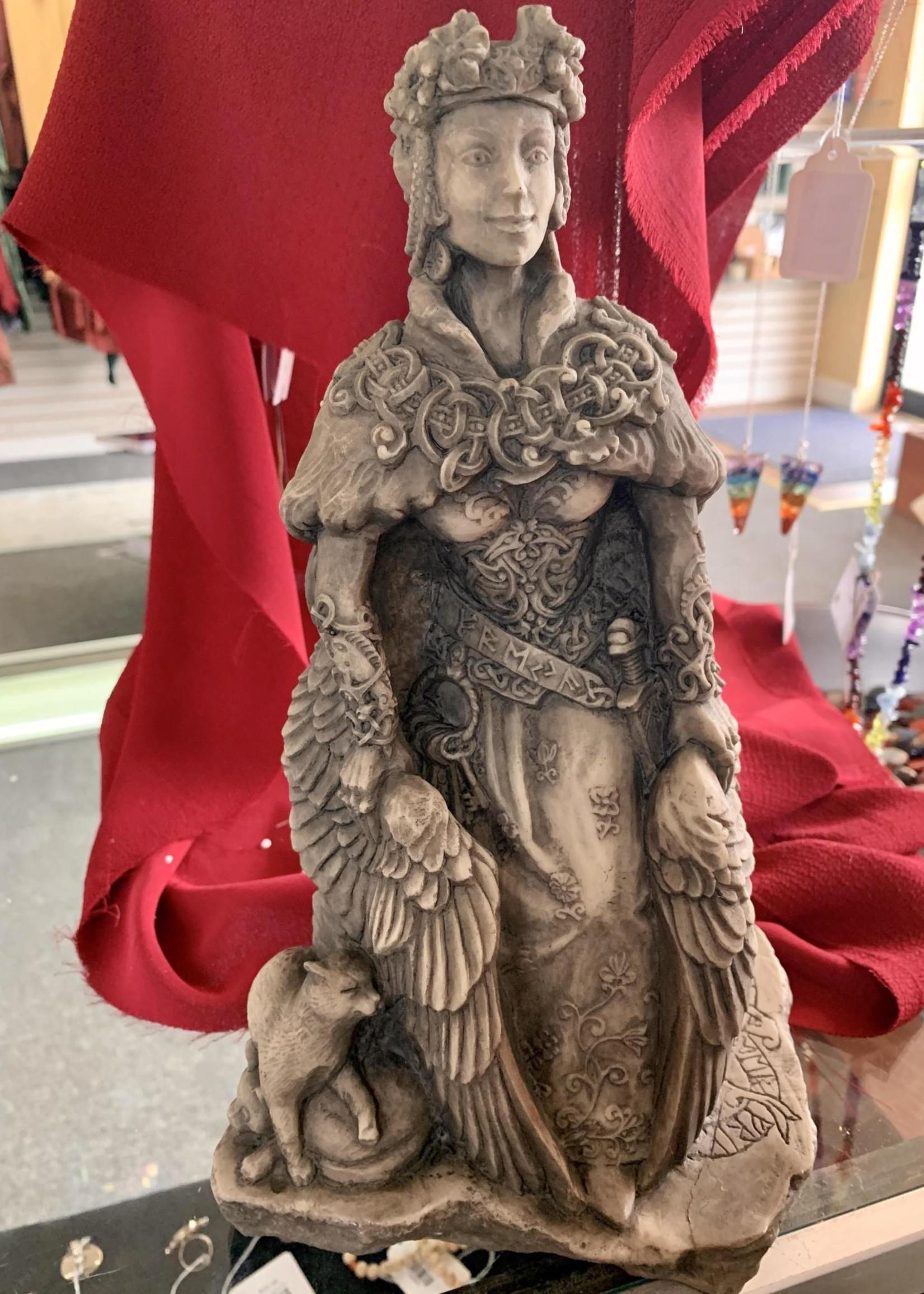 Freya Seated - Stone Finish