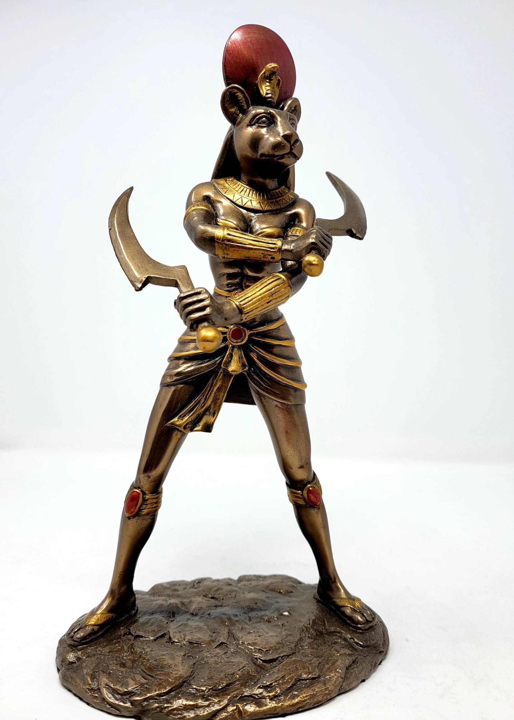 "Sekhmet statue 11 1/2"""