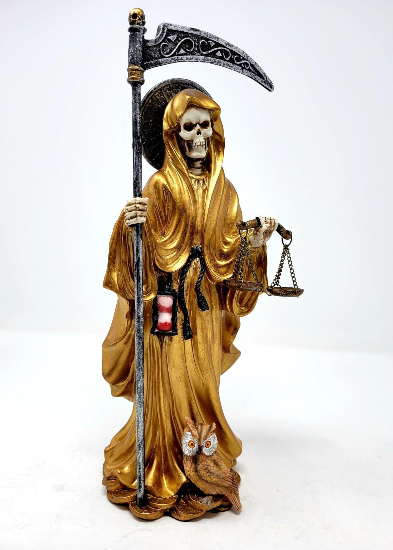 Santa Muerte  (Gold)