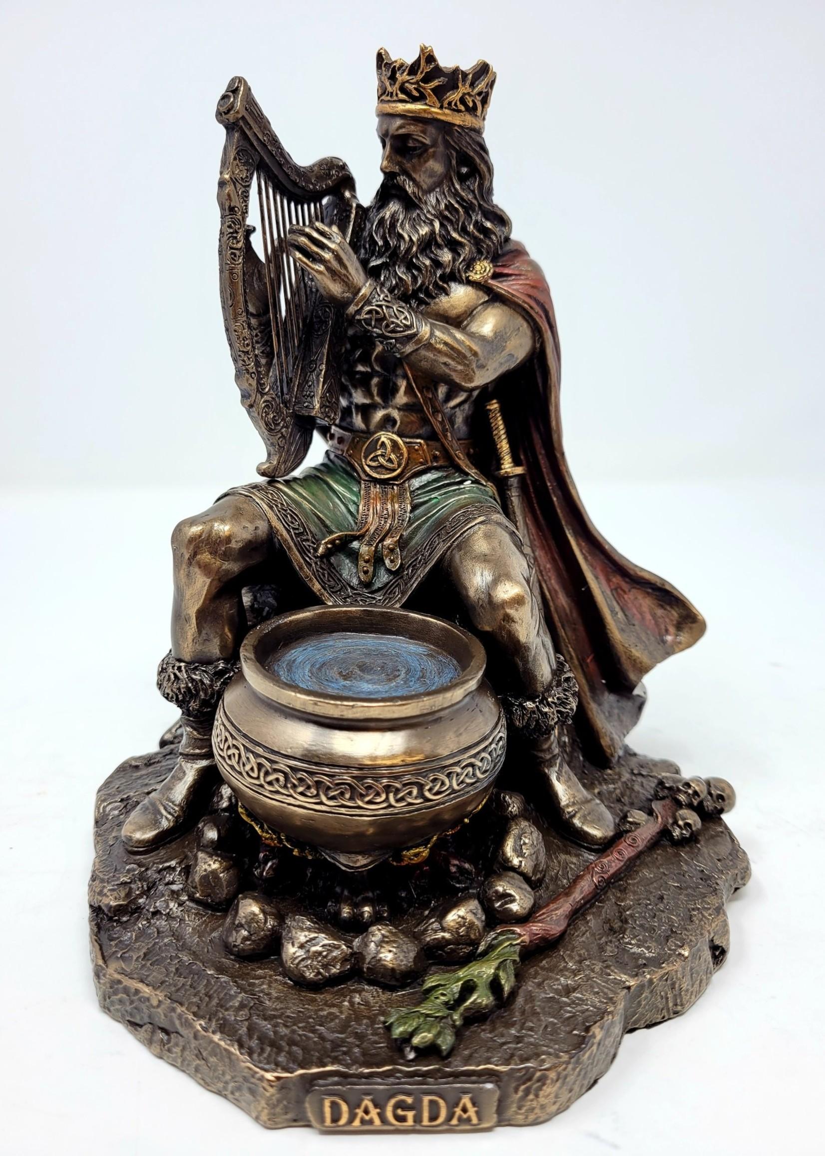 Dagda Celtic Druid King of Tuatha De Danann