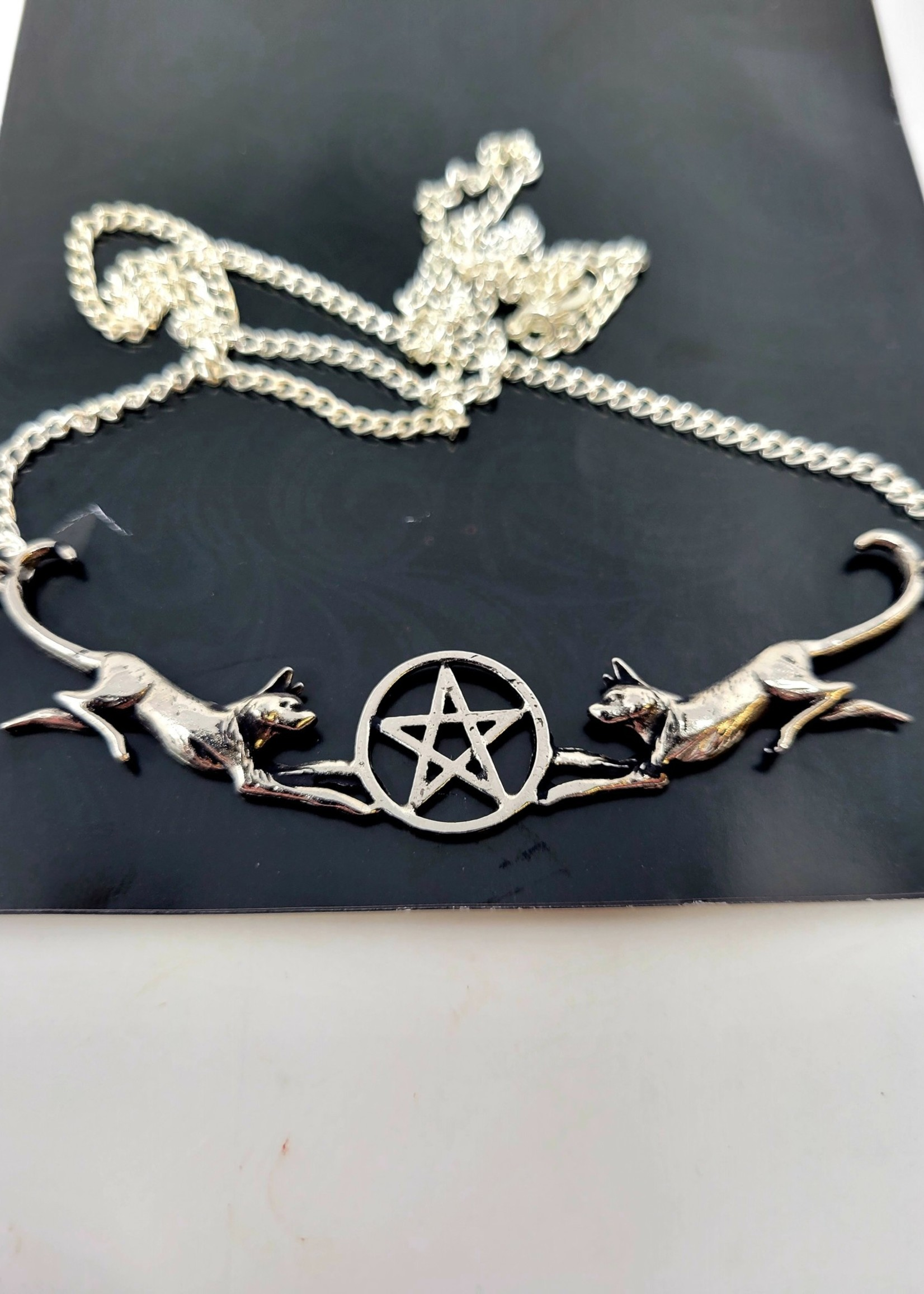 Familiar's Pentacle For Protection