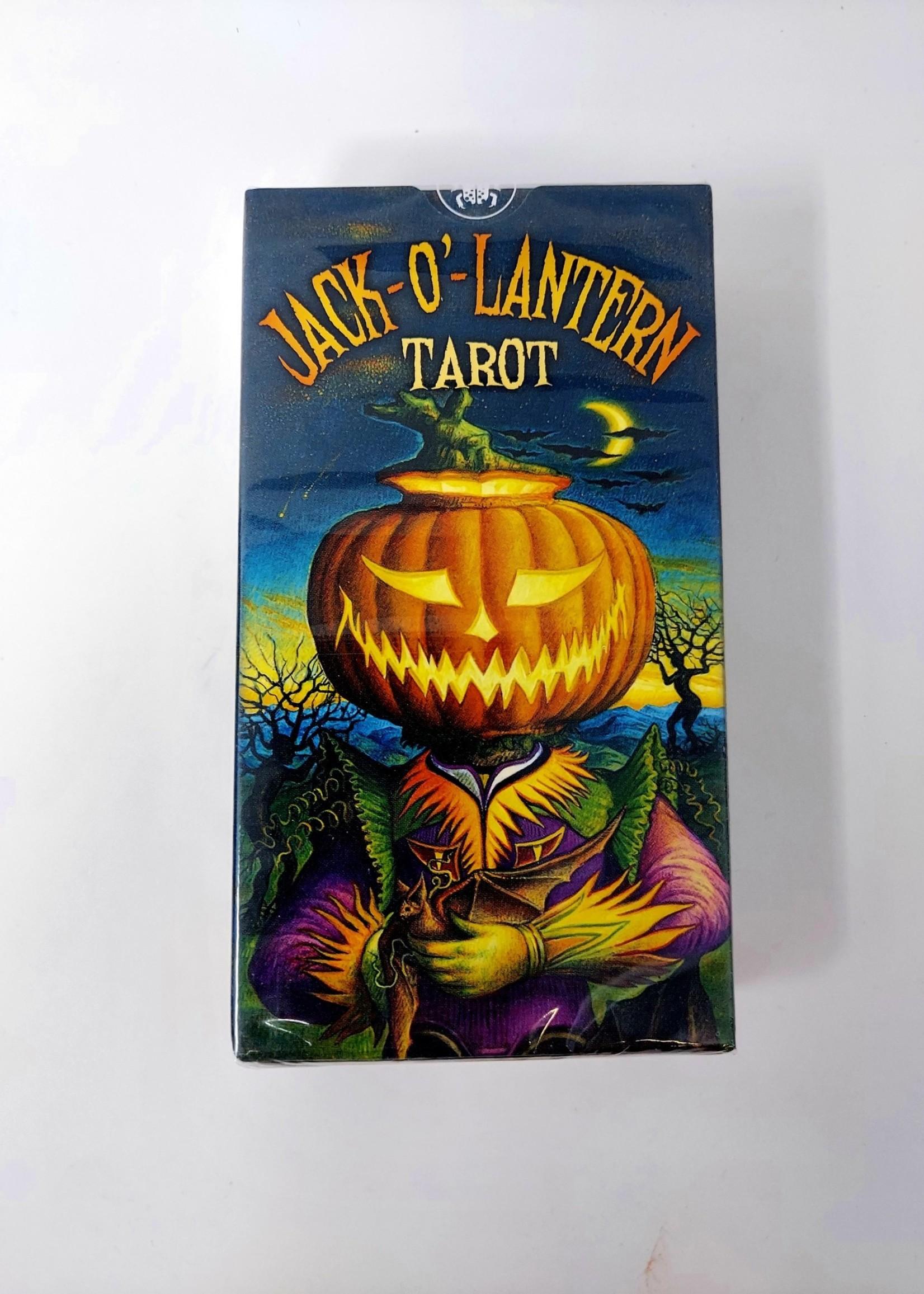 Jack-O-Lantern Tarot