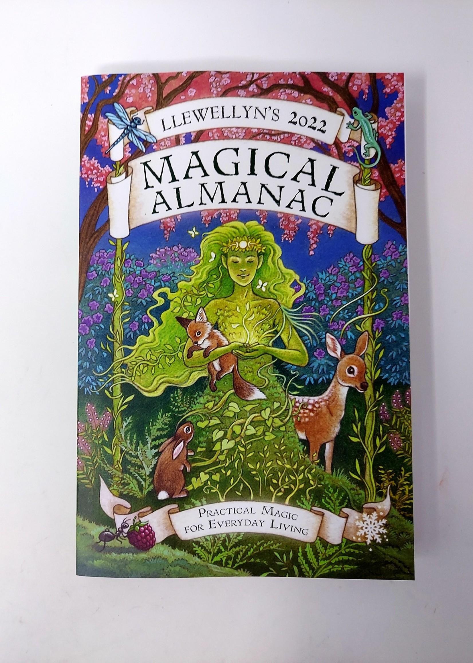 2022 Magical Almanac-PRACTICAL MAGIC FOR EVERYDAY LIVING