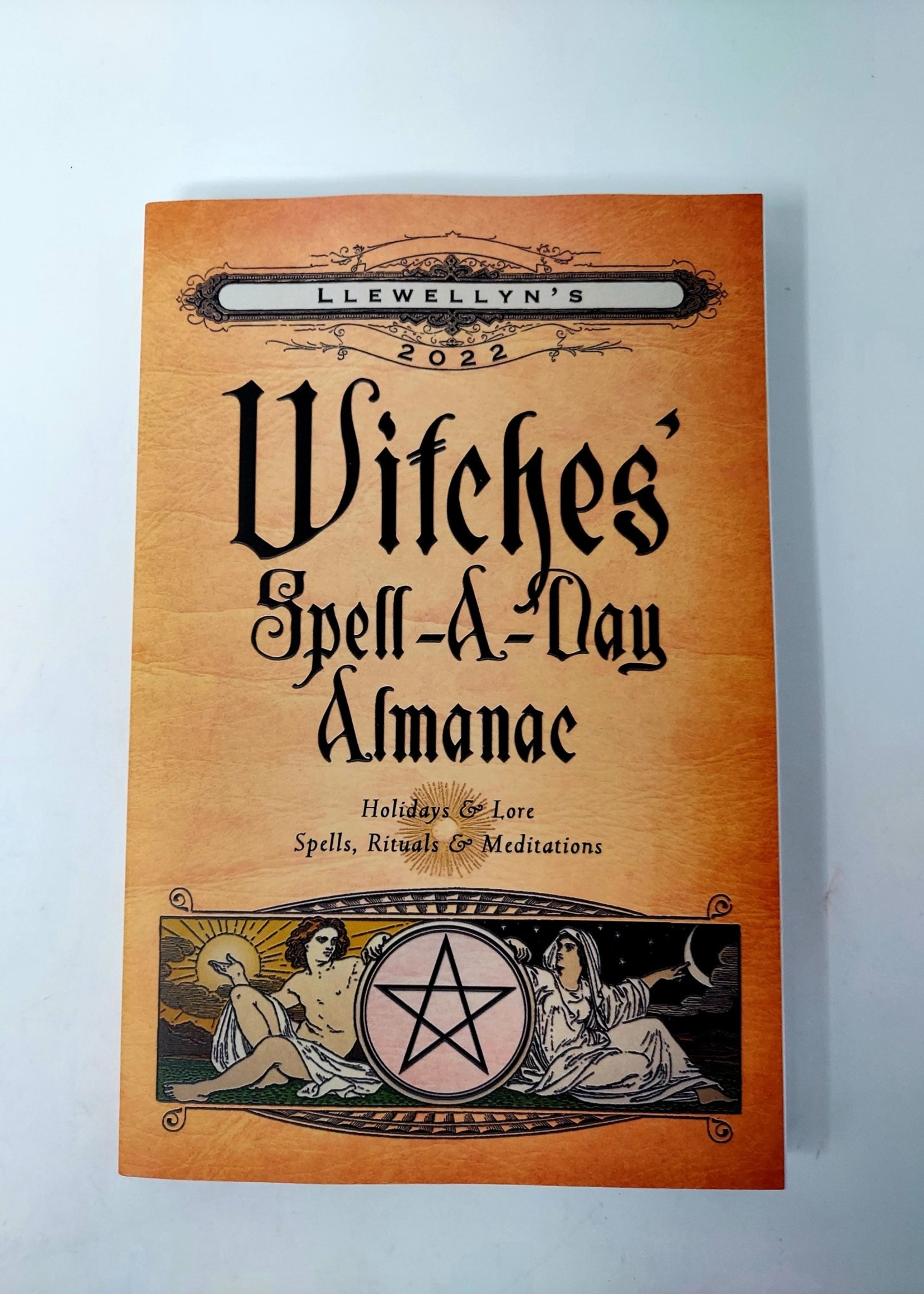 2022 Witches Spell-A-Day Almanac