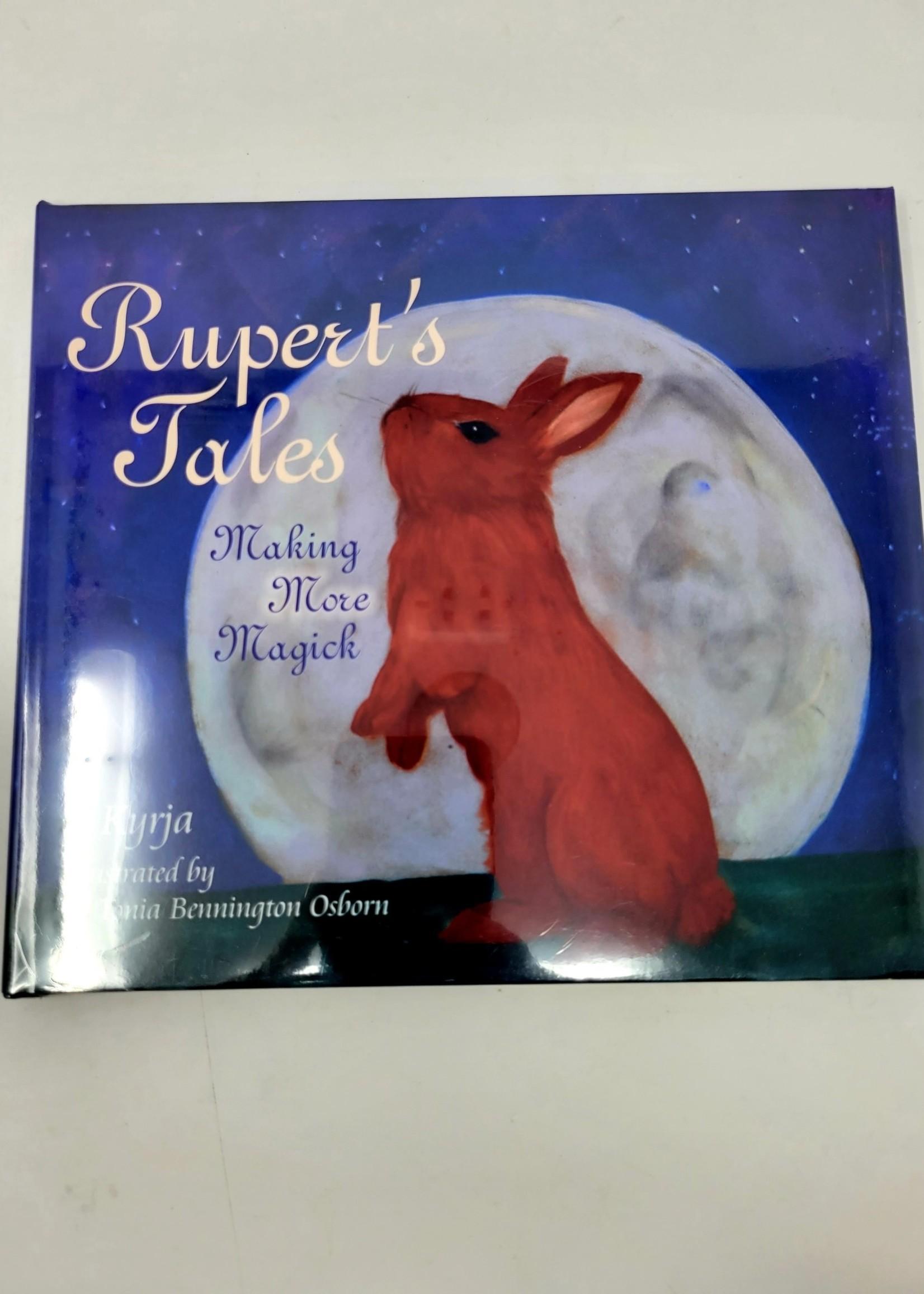 Ruperts Tales Making More Magick