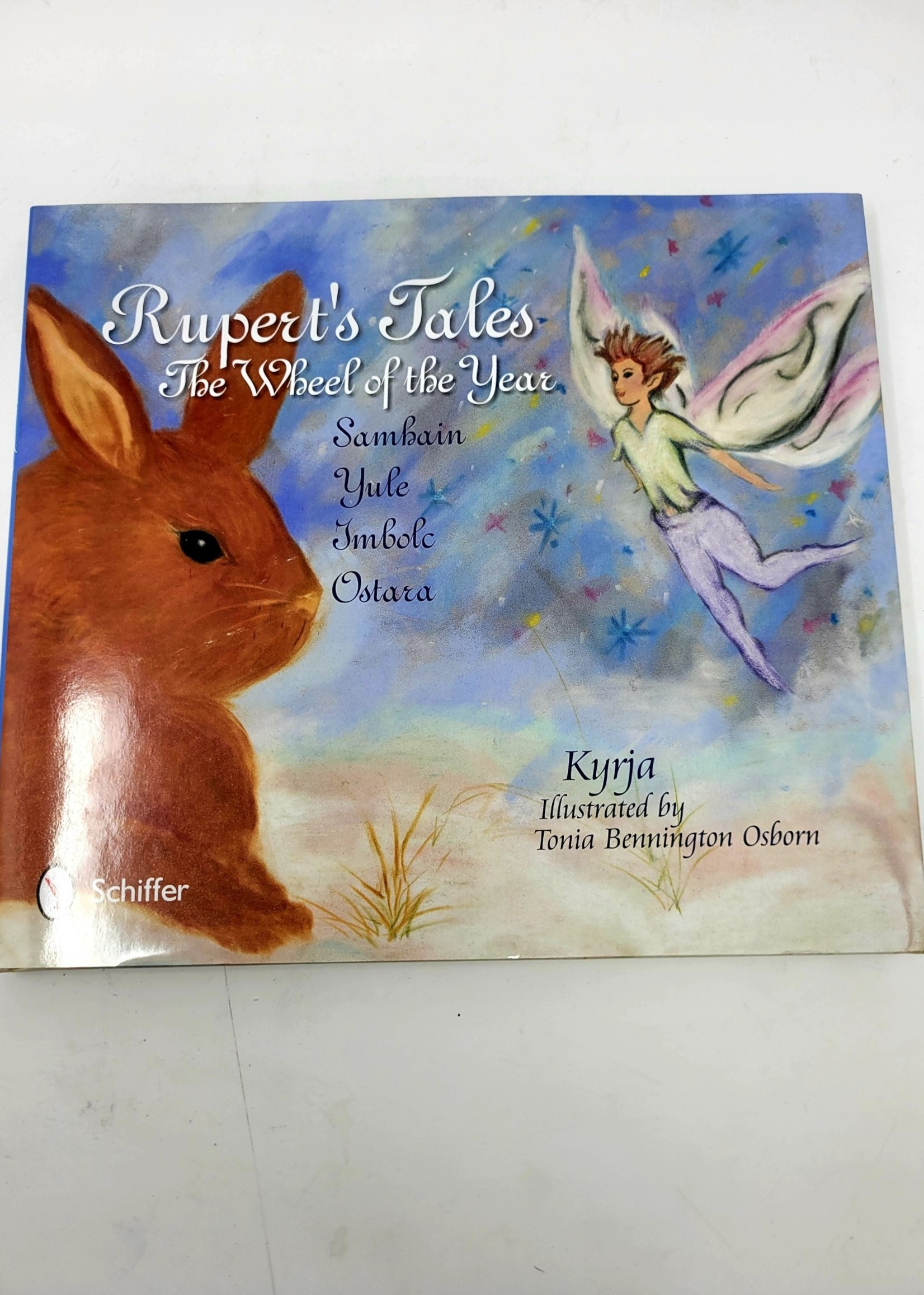 Ruperts Tales The Wheel of the Year