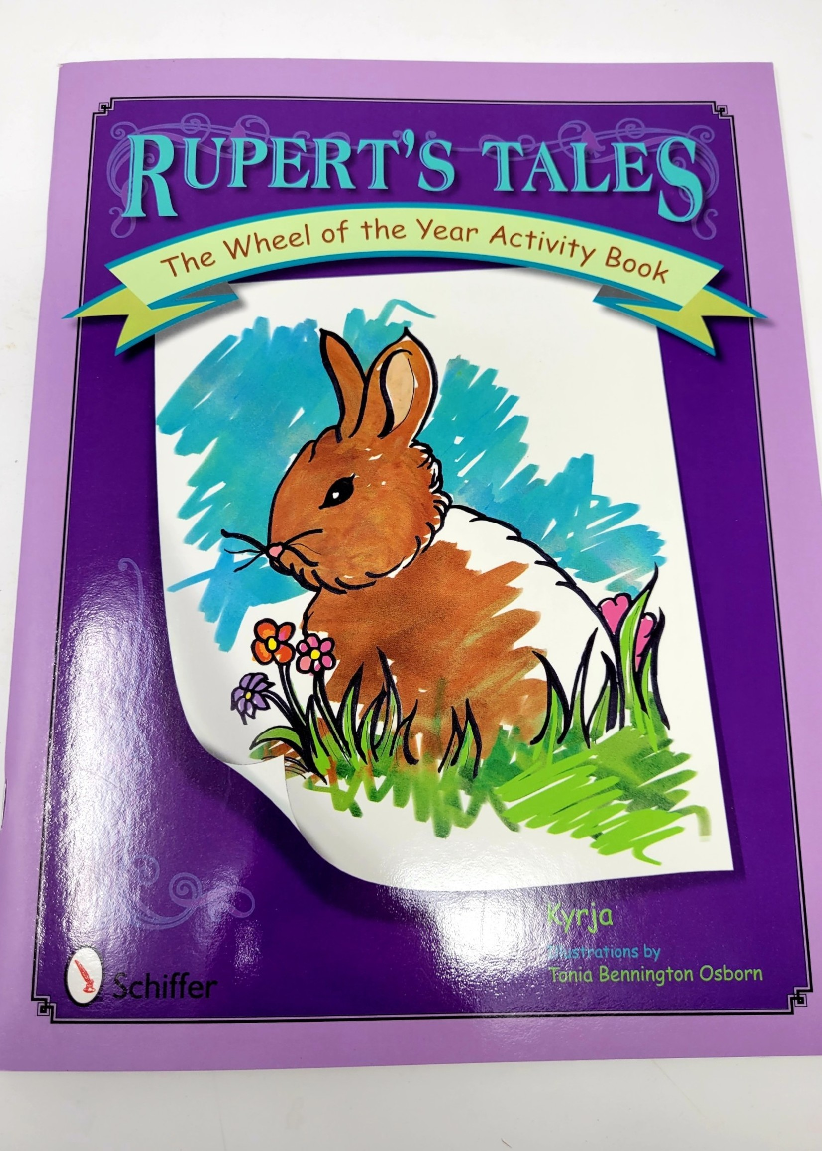Ruperts Tales The Wheel of the Year Activity Book