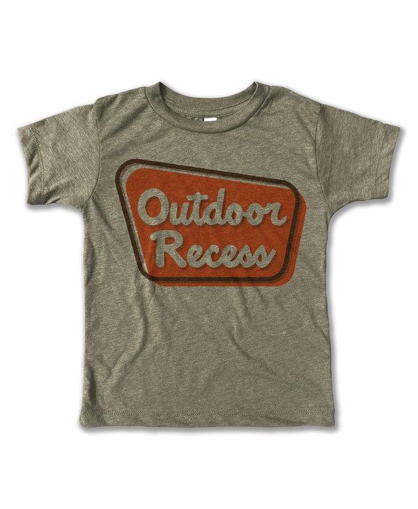 Outdoor Recess Tee