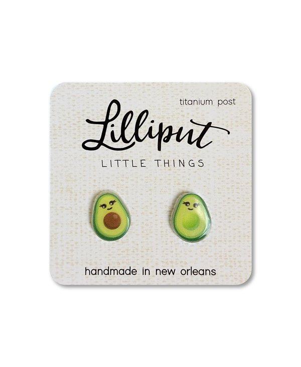 Lilliput Post Earrings