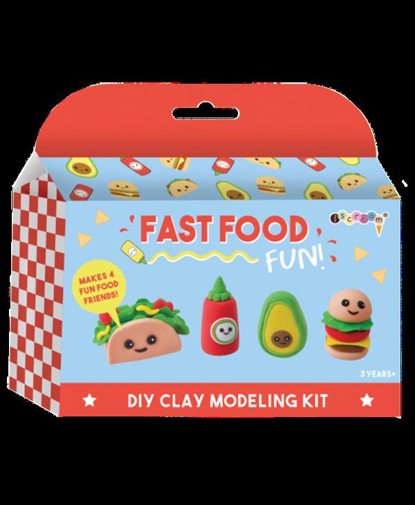 DIY Fast Food Dough Kit
