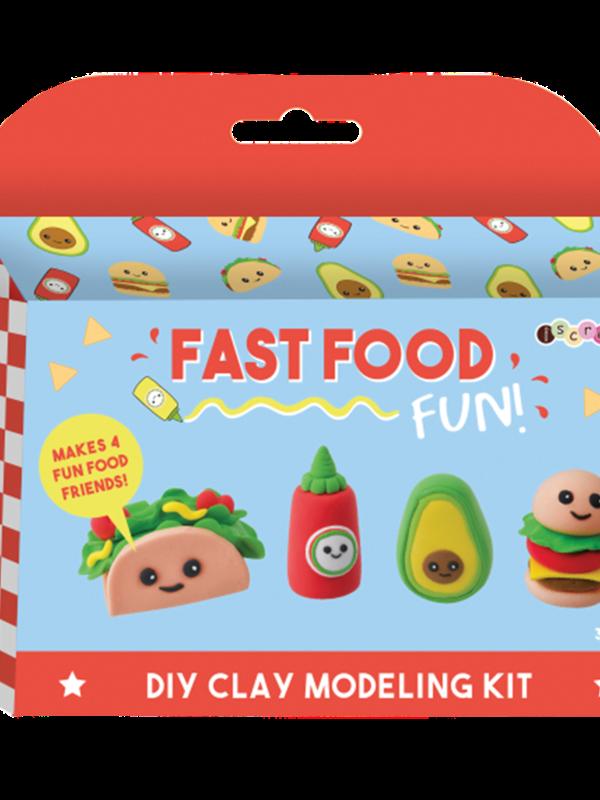 iScream DIY Fast Food Dough Kit