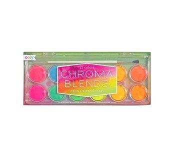 Chromablend Paints Neon