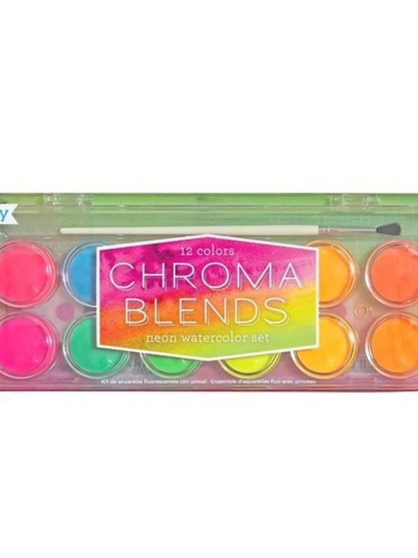 Ooly Chromablend Paints Neon