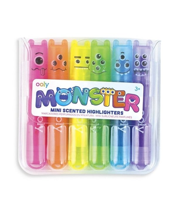 Monster Scented Highlighters