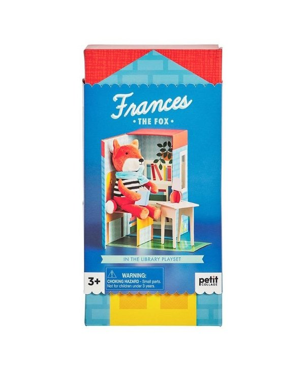 Frances the Fox Play Set