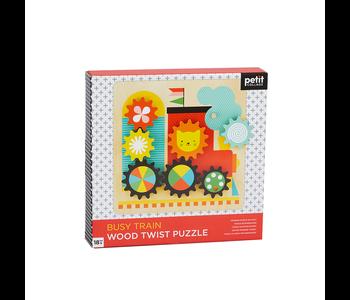 Wooden Twist Puzzles