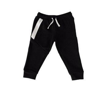 Asymmetrical Zip Joggers