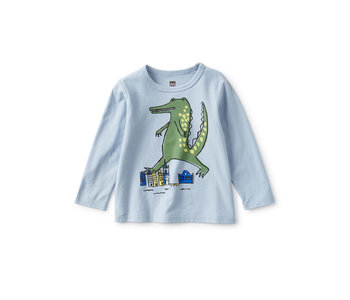 Stompin' Croc Baby Tee