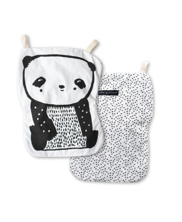 Panda Crinkle Toy