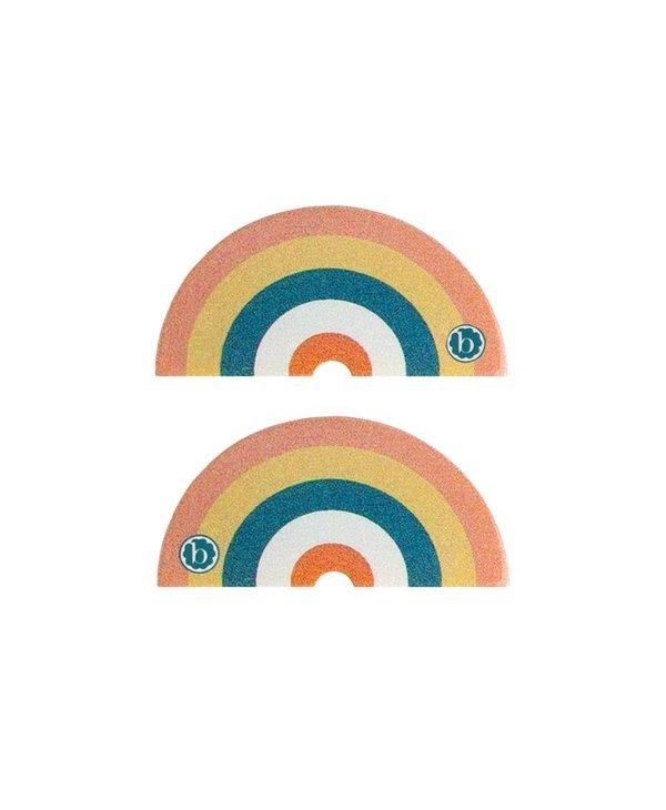 Rainbow Clip 2pc