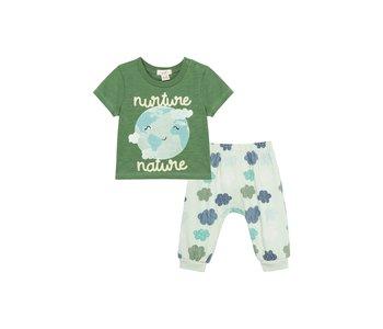 Nurture Nature Pant Set