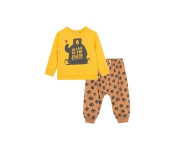 Kind Bear Pant Set