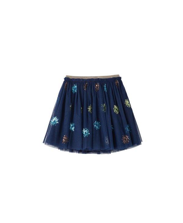 Sequin Burst Skirt