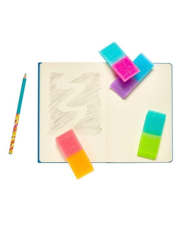 Oh My Glitter! Jumbo Eraser