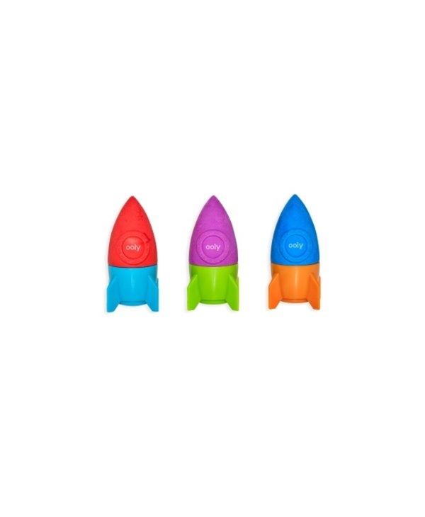 Blast Off! Eraser & Sharpener