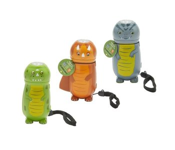 Dino Rechargeable Flashlight