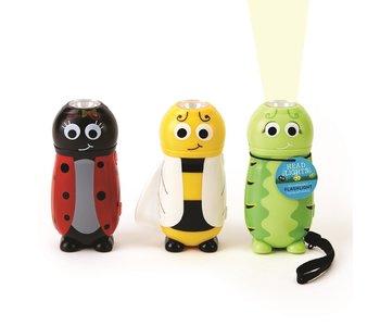 Bug Rechargeable Flashlight