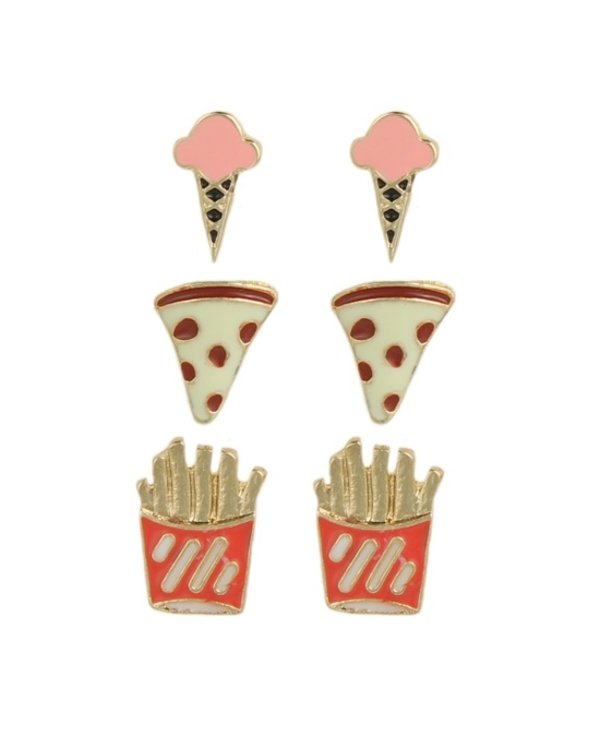 Junk Food Earrings