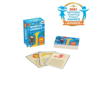 Mindful Animals Calming Activity Cards