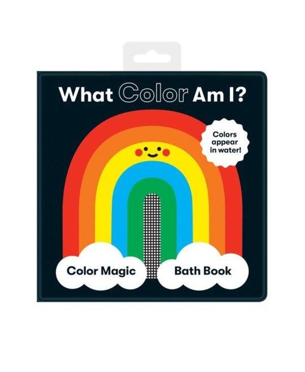 What Color Am I Bath Book