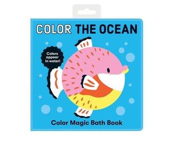 Colors of the Ocean Bath Book