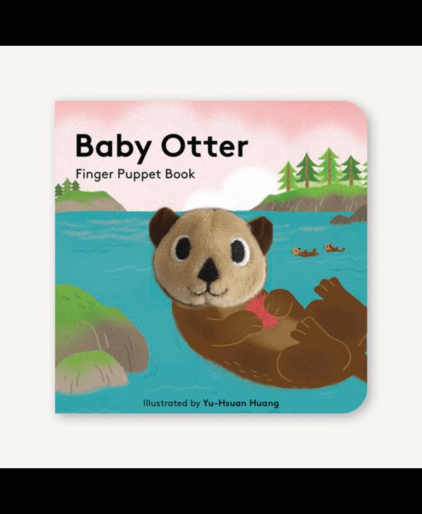 Baby Otter Finger Puppet Book