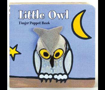 Little Owl Finger Puppet Book