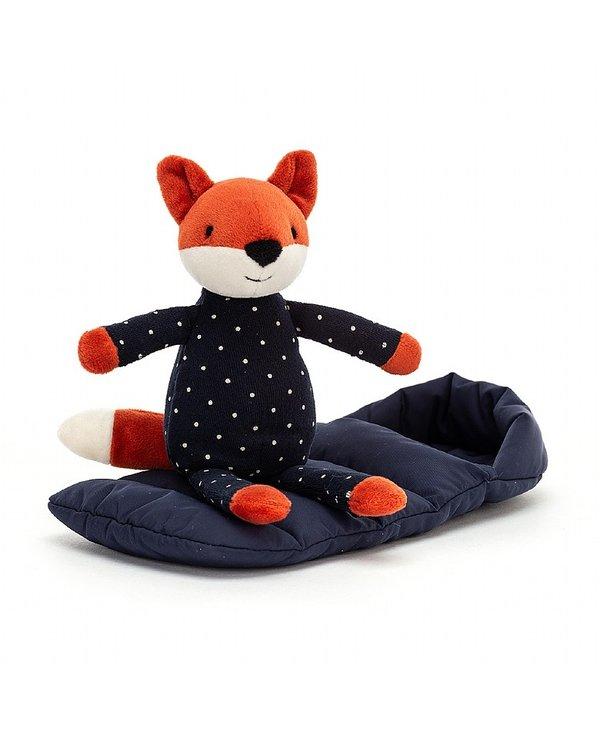 Sleeping Bag Snuggler Fox