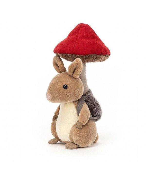 Fungi Forager Bunny