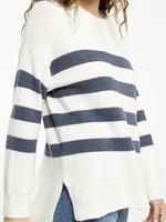 Z Supply Z Supply Sandstone Woodland Stripe Sweater