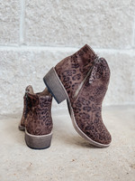 Very G Very G Divine Taupe Leopard Boot